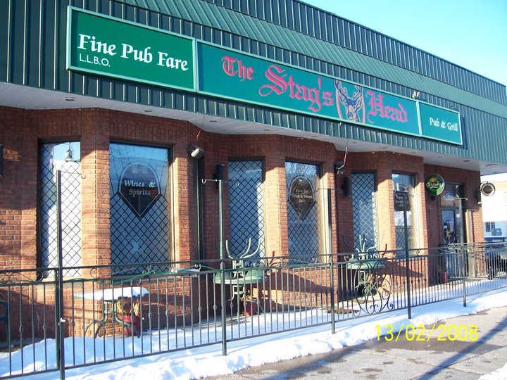 The Stag's Head Pub & Grill